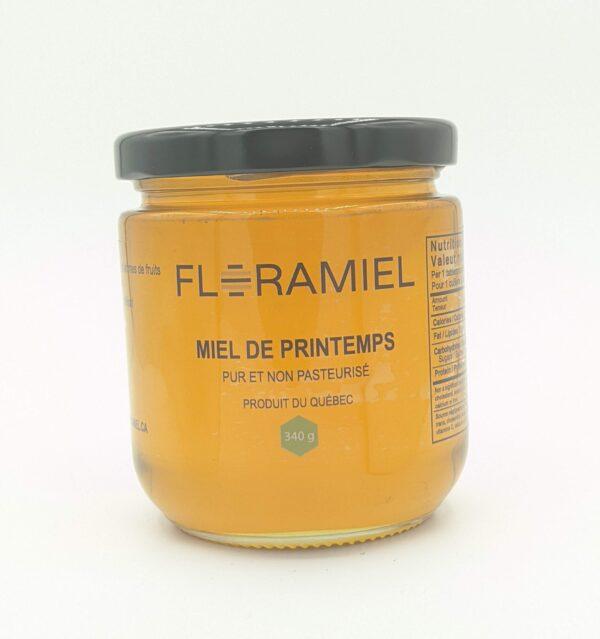 pot de miel de printemps 340 g