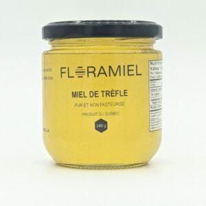 Pot de miel de trèfle de 340 g